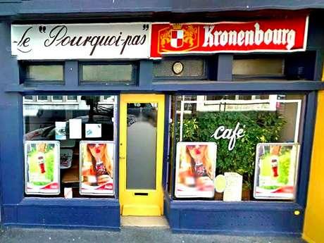 CAFE LE POURQUOI PAS