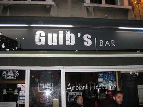 GUIB'S BAR