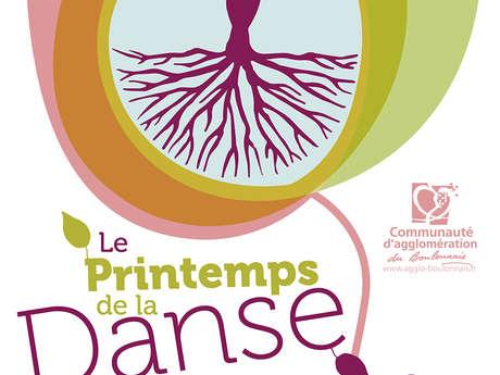 LE PRINTEMPS DE LA DANSE - ANNULE OU REPORTE
