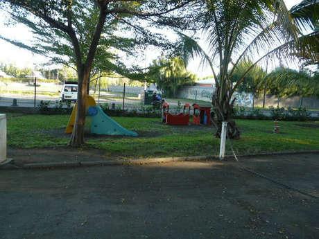 Camping de l'Etang-Salé