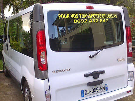 Transport Saman Latchimy Jean Hugues