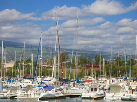 Port de la Pointe des Galets