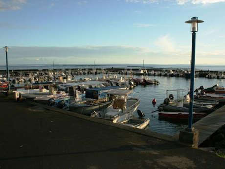 Port de Saint-Leu