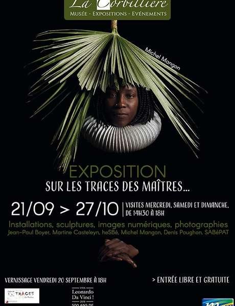 """Exposition """"Sur les traces des maîtres... (de la Renaissance)"""