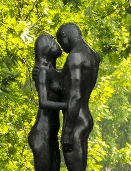 Jardin de l'Amour au Château de Cheverny
