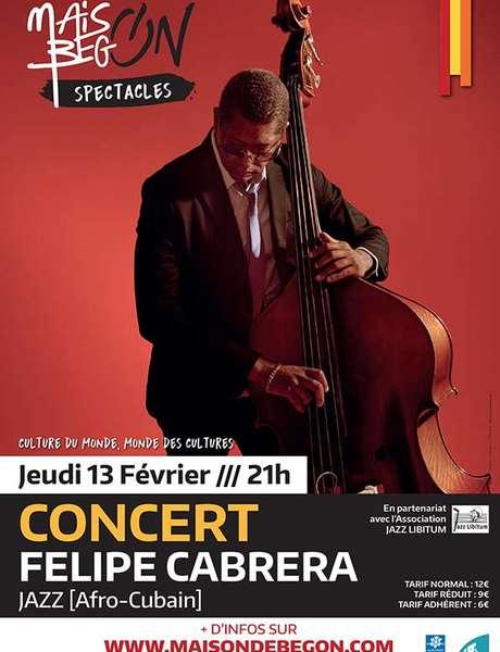 Concert : Felipe Cabrera