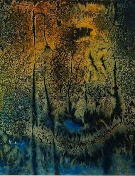 """Exposition Zhu Yu Zhe : """"Du vent dans l'équation fractale de Léonard de Vinci"""""""