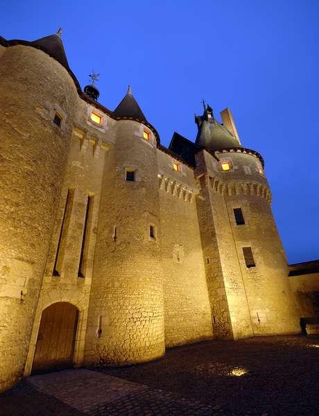 Spectacle : « Soirée magique au château »