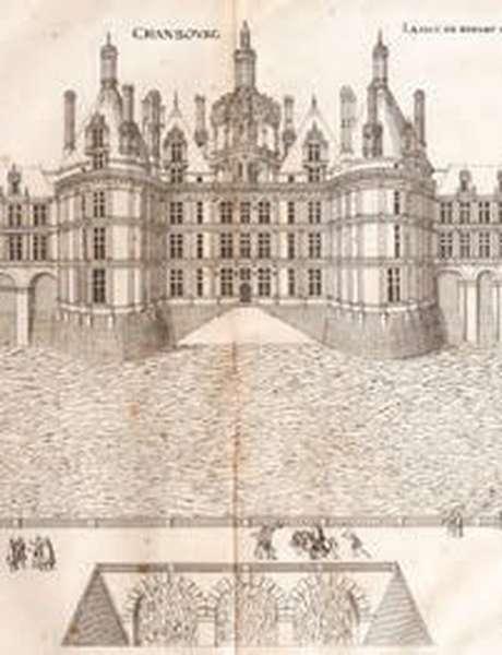 Chambord, 1519-2019 : l'utopie à l'oeuvre.