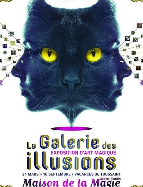 Exposition « La Galerie des illusions »