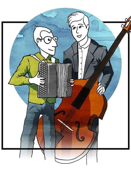 Concert de Félicien Brut ; Festival Va jouer dehors