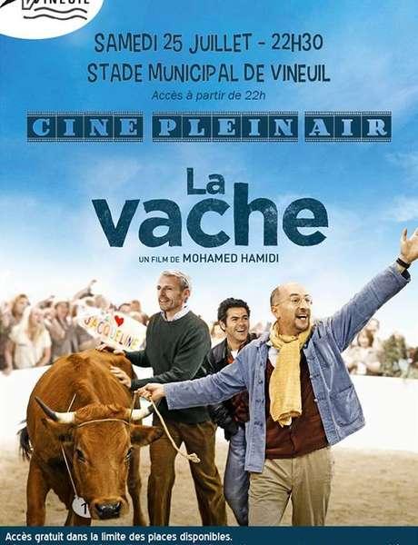 """Ciné plein air """"La Vache"""" (confirmé)"""