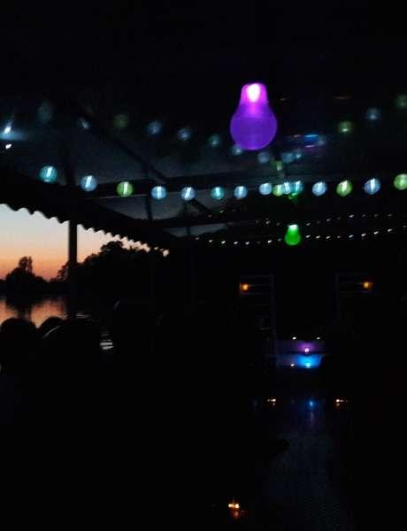 Croisière nocturne Illuminée