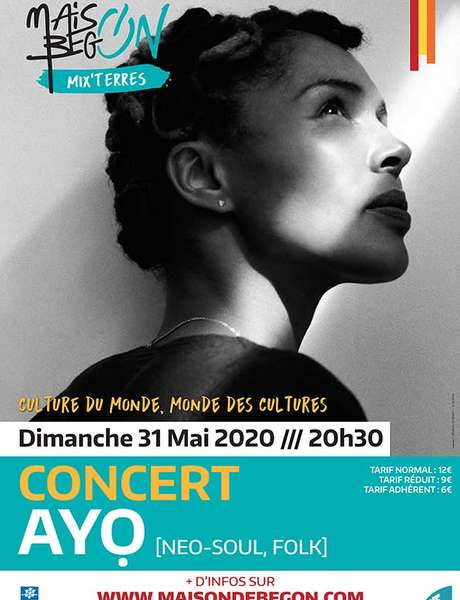 Concert : Ayo