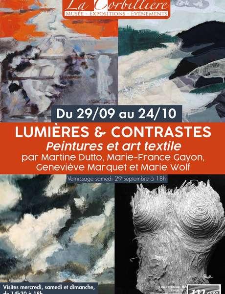 Exposition Lumières et contrastes
