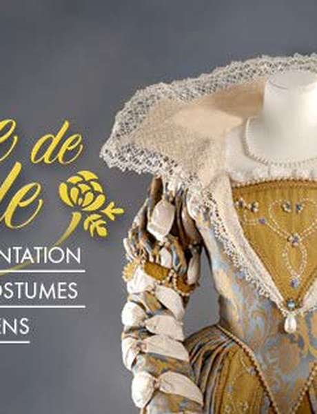 Exposition de costumes anciens