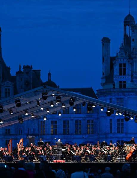 Concert d'ouverture du festival de Chambord