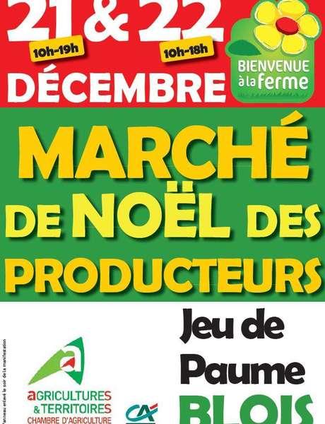 Marché de Noël des Producteurs