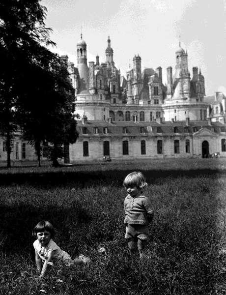 Exposition : Vie(s) de château, photographies à Chambord