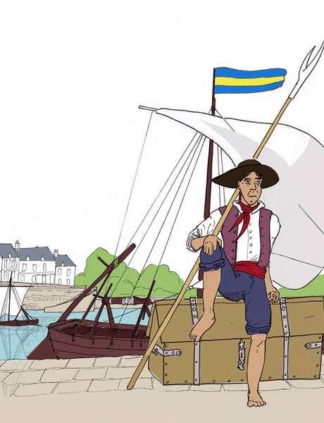 Chasse au trésor des mariniers