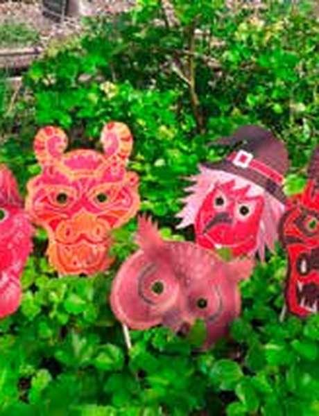 Atelier « Fabrique ton masque fantastique! »