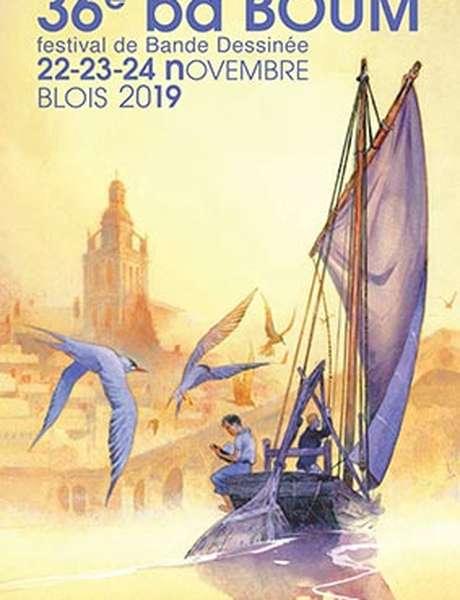 Festival BD Boum