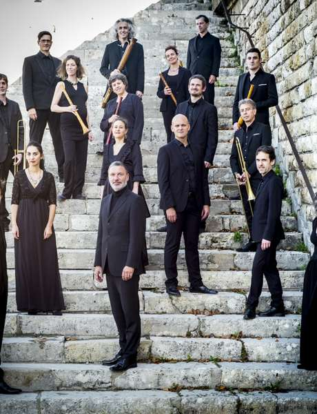 Concert au carnaval de Florence avec Léonard