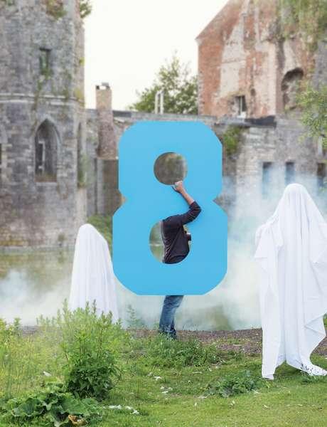 L'eau et les fantômes (Grand Huit)