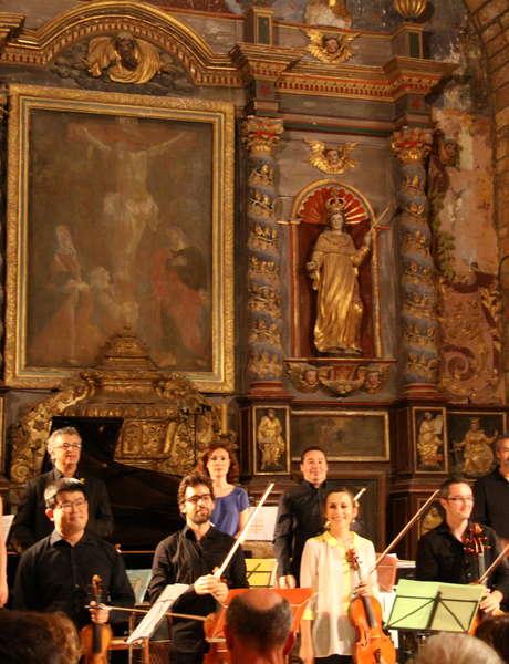 """Concert """"Révisons nos Classiques"""" : Festival du 8 de Montcabrier"""