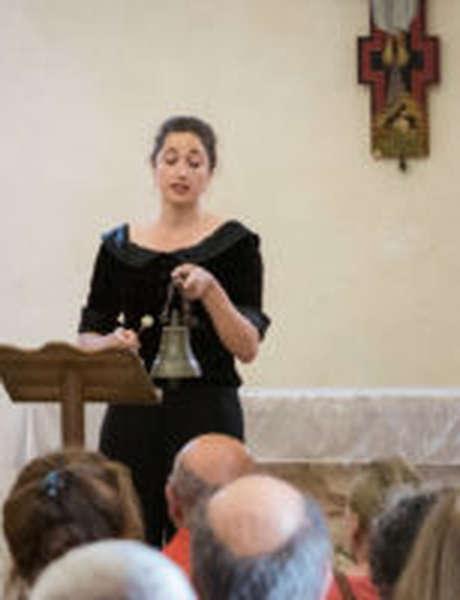 Recital Hildegarde Von Bingen - Festival de Rocamadour