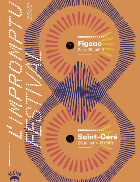 """Festival de Théâtre de Figeac """"l'Impromptu Festival"""""""
