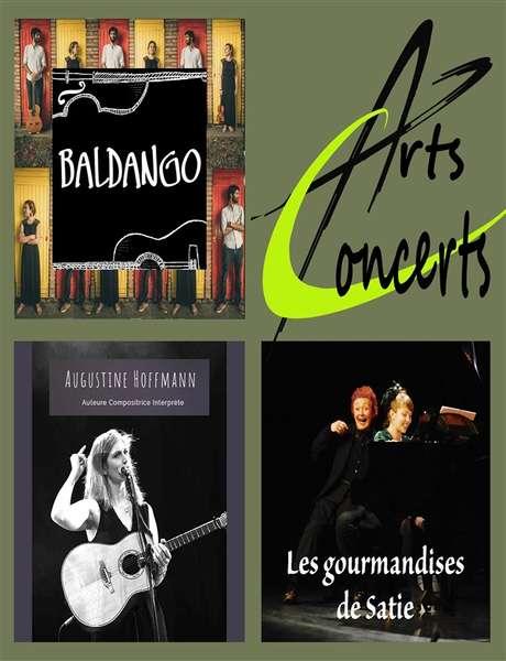 """Concerts """"Ballade au Cœur du Talent""""- Festiv'arts à la Ferme 2019"""