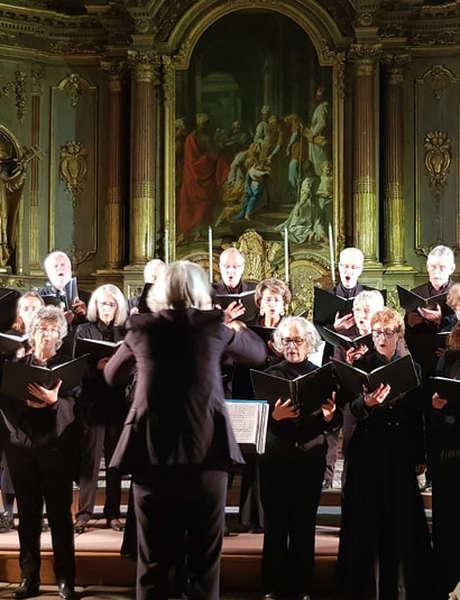 """5ème Festival """"Polyphonies en Bouriane"""" : ''Le Choeur de Chambre de Limoges''"""