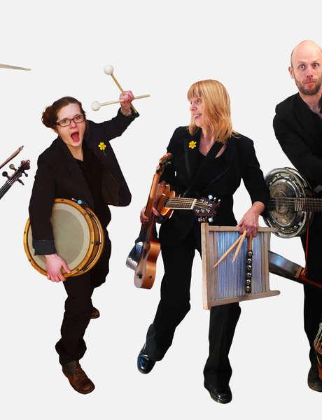 Festi'ValCéou : Concert d'ouverture avec  ''Les Barbeaux'' et ''Churchfitters''