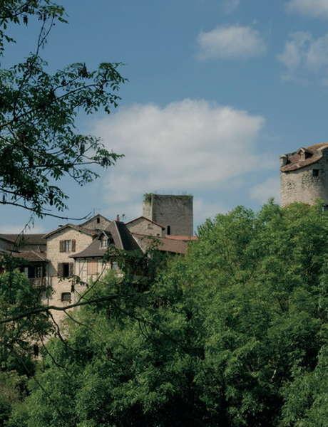 Journée du Patrimoine : Randonnée Visite sur le GR6 de Cardaillac à Saint-Bressou