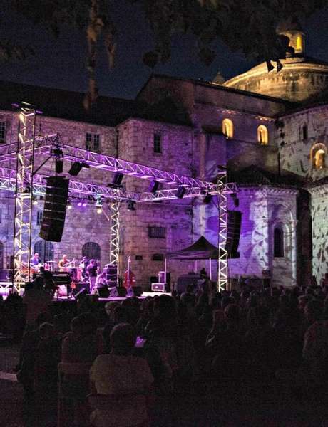 """Festival Souillac en Jazz - 43eme Edition, """"Sim Copans"""""""
