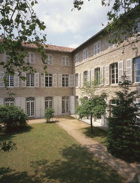 Journées du Patrimoines : La Sous-Préfecture, Ancien Hôtel de Salgues