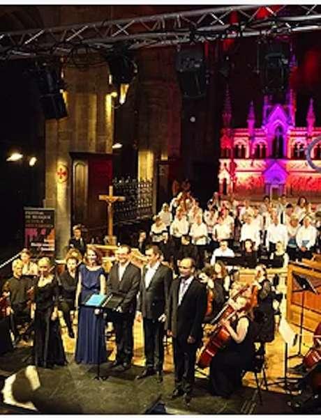 22ème Festival de Musique Autour des Cordes, Abbatiale Saint-Sauveur