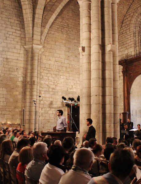 Concert de fin de Stage - Festival de Rocamadour