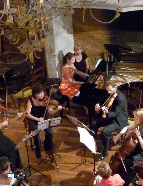 22ème Festival de Musique Autour des Cordes, Concert à l'Église du Puy
