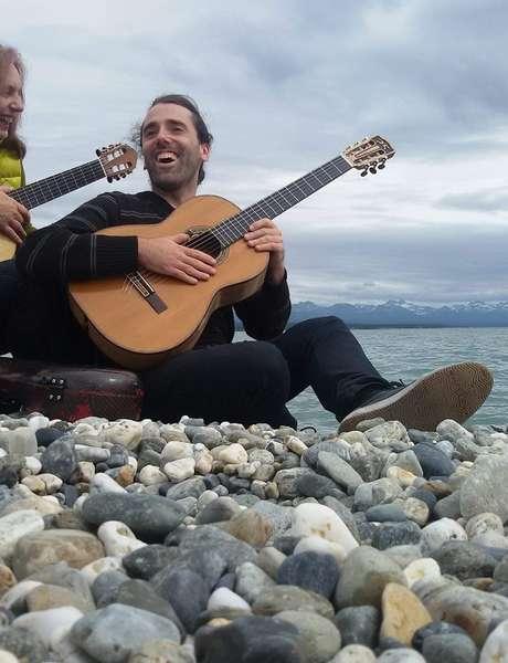 Festival le Temps des Guitares : Nora Buschmann et Agustin Luna