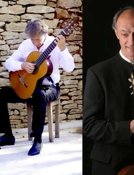 Festival le Temps des Guitares : Duo Bensa-Cardinot et Roberto Aussel