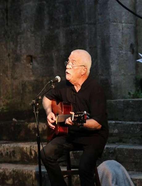 Les Rencontres Estivales de Gourdon : Concert avec Pierre-Marie Lamouret ''100% Brassens''