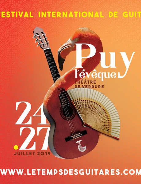 Festival le Temps des Guitares