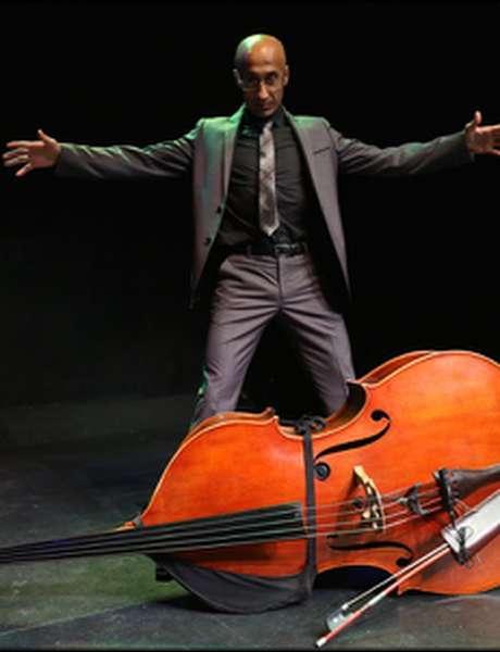 Festival Nouvelles Renaissances : Récital de Blues et Contrebasse