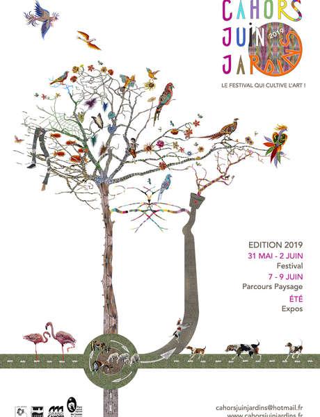 Festival Cahors Juin Jardins 2019