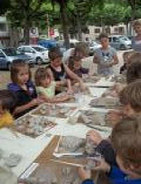 Atelier Pom*Pompidou ! : C'est l'Été !