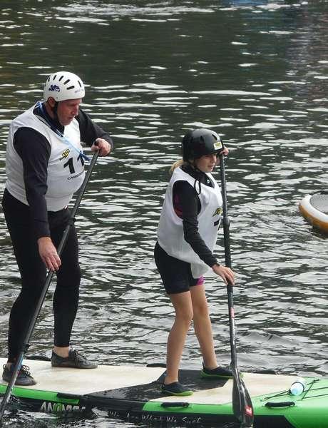 Dordogne Paddle Race