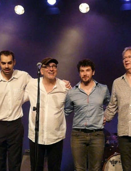 "Festival ""Happy Days Music"" : Concert avec ''JAN QUARTET ''"