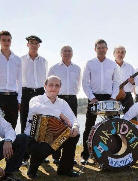 "4ème Festival ""Polyphonies en Bouriane"" : Los Hardidets"